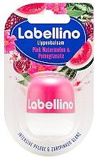 "Духи, Парфюмерия, косметика Бальзам для губ ""Розовый арбуз и гранат"" - Labello Labellino Pink Watermelon & Pomegranate"