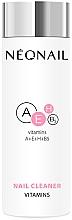 Духи, Парфюмерия, косметика Жидкость для обезжиривания ногтей - Neonail Professional Nail Cleaner Vitamins