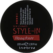 Духи, Парфюмерия, косметика Волокнистая паста для укладки - Inebrya Style-In Flossy Paste