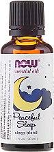 """Духи, Парфюмерия, косметика Эфирные масла """"Спокойный сон"""" - Now Foods Essential Oils Peaceful Sleep Oil Blend"""