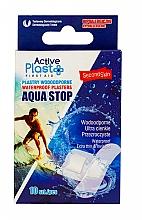Духи, Парфюмерия, косметика Водонепроницаемый пластырь - Ntrade Active Plast First Aid Waterproof Plasters Aqua Stop Mix