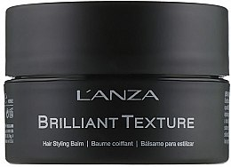 Духи, Парфюмерия, косметика Бальзам для укладки волос - L'anza Healing Style Brilliant Texture Balm