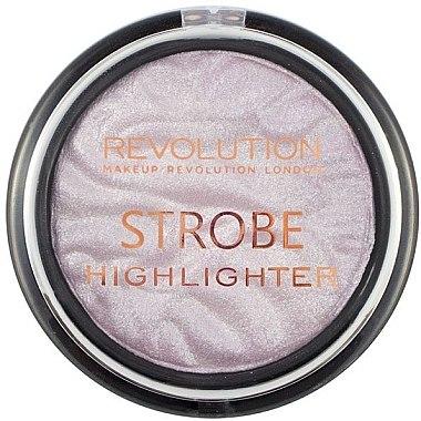 Хайлайтер для лица - Makeup Revolution Strobe Highlighter — фото N1