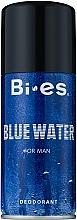 Духи, Парфюмерия, косметика Bi-Es Blue Water Men - Дезодорант