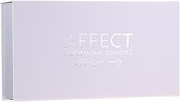 Духи, Парфюмерия, косметика Набор - Affect Cosmetics (mascara/12ml + lipstick/5ml + palette/10x2g)