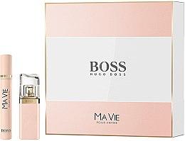 Духи, Парфюмерия, косметика Hugo Boss Boss Ma Vie Pour Femme - Набор (edp 30ml + edp 7,4ml)