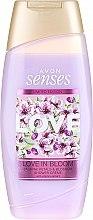 Духи, Парфюмерия, косметика Крем для душа - Avon Senses Love in Bloom Shower Cream