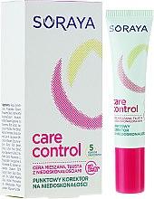 Духи, Парфюмерия, косметика Корректор для лица - Soraya Care & Control Corrector