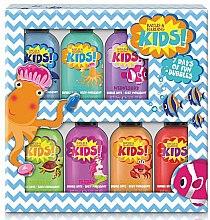 Духи, Парфюмерия, косметика Набор - Baylis & Harding Kids 7 Day Bubble Bath Set