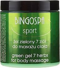Духи, Парфюмерия, косметика Гель SPA для масажа - BingoSpa