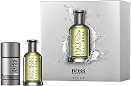 Духи, Парфюмерия, косметика Hugo Boss Boss Bottled - Набор (edt/50ml + deo/75ml)