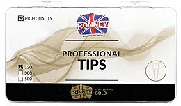 Духи, Парфюмерия, косметика Типсы прозрачные, длинные - Ronney Professional Tips
