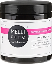 Духи, Парфюмерия, косметика Крем для тела - Melli Care Pomegranate&Lichee Body Cream