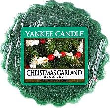 Духи, Парфюмерия, косметика Ароматический воск - Yankee Candle Christmas Garland Tarts Wax Melts