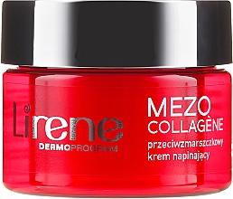 Дневной крем против морщин - Lirene Mezo Collagene SPF 15 — фото N2