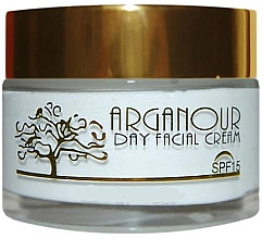 Духи, Парфюмерия, косметика Дневной крем для лица - Arganour Anti Age Facial Cream Spf15
