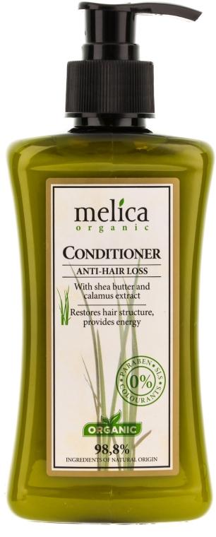 Бальзам-кондиционер против выпадения волос - Melica Organic Anti-Hair Loss Conditioner — фото N1