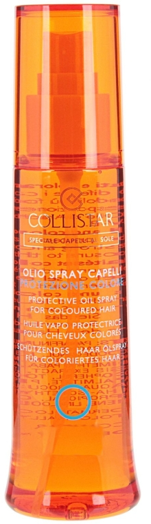 Защитный спрей для окрашенных волос - Collistar Speciale Capelli Al Sole Olio Spray Capelli Protezione Colore — фото N1