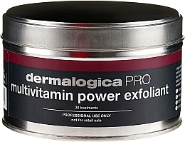 Духи, Парфюмерия, косметика Пилинг для лица - Dermalogica Professional Multivitamin Power Exfoliant Salon Size