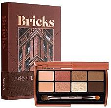 Духи, Парфюмерия, косметика Палетка теней для век - Heimish Dailism Eye Palette Brick Brown