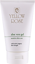 Духи, Парфюмерия, косметика Гель для лица и тела с алоэ вера - Yellow Rose Aloe Vera Gel
