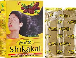 "Духи, Парфюмерия, косметика Порошок для волос ""Шикакай"" - Hesh Shikakai Powder"