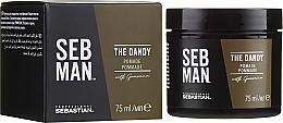 Духи, Парфюмерия, косметика Помада для волос для естественной фиксации - Sebastian Professional SEB MAN The Dandy