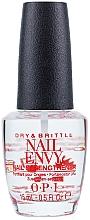 Духи, Парфюмерия, косметика Средство для сухих и ломких ногтей - O.P.I Nail Envy Dry and Brittle