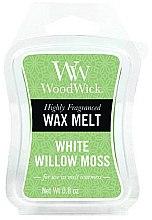 Духи, Парфюмерия, косметика Ароматический воск - WoodWick Wax Melt White Willow Moss