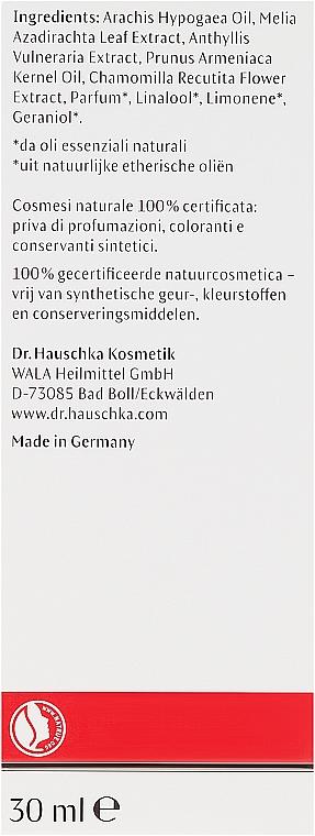 Масло для ногтей с ниимом - Dr. Hauschka Neem Nail & Cuticle Oil — фото N6