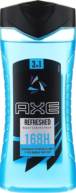 Гель для душа - Axe You Refreshed Shower Gel — фото N1