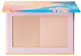 Духи, Парфюмерия, косметика Палетка бронзеров для лица - Moira Caught In The Sun Dual Bronzer Palette