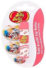 Духи, Парфюмерия, косметика Бальзам для губ - Jelly Belly Tutti-Fruitti Lip Balm
