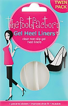 Духи, Парфюмерия, косметика Гелевые подушечки дял ног - The Foot Factory Gel Heel Liner Twin Pack