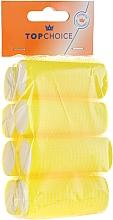 """Духи, Парфюмерия, косметика Бигуди-липучки для волос """"Velcro"""" 25мм, 8шт, 3387 - Top Choice"""
