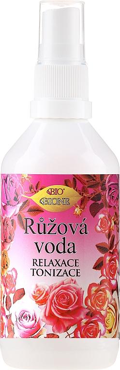 "Спрей для тела и волос ""Роза"" - Bione Cosmetics Rose Spray — фото N1"