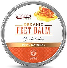 Духи, Парфюмерия, косметика Бальзам для ног - Wooden Spoon Feet Balm Cracked Skin