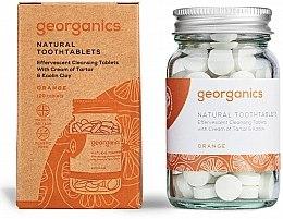 """Духи, Парфюмерия, косметика Таблетки для очищения зубов """"Апельсин"""" - Georganics Natural Toothtablets Orange"""