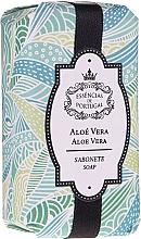 """Духи, Парфюмерия, косметика Натуральное мыло """"Алое"""" - Essencias De Portugal Natura Aloe Vera Soap"""