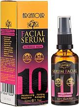 Духи, Парфюмерия, косметика Сыворотка для нормально кожи лица - Arganour Arganour Facial Serum Normal Skin
