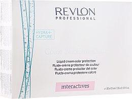 Духи, Парфюмерия, косметика Жидкий крем для защиты цвета - Revlon Professional Color Sublime Dose