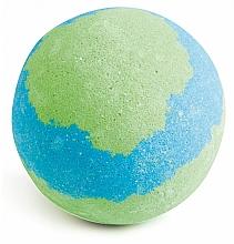 Духи, Парфюмерия, косметика Бомбочка для ванны, голубо-зеленая - IDC Institute Multicolor Fresh Citrus
