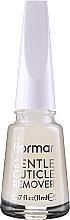 Духи, Парфюмерия, косметика Гель-масло для удаления кутикулы - Flormar Nail Care Gentle Cuticle Remover