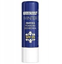 Духи, Парфюмерия, косметика Гигиеническая помада - Novaclear Winter Lip Balm SPF25