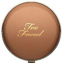 Духи, Парфюмерия, косметика Бронзер для лица - Too Faced Chocolate Soleil Matte Bronzer
