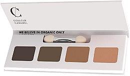 Духи, Парфюмерия, косметика Палетка теней для век - Couleur Caramel Bio Sublime Eye Palette