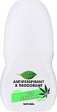 Духи, Парфюмерия, косметика Дезодорант для женщин - Bione Cosmetics Deodorant Green