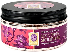 Духи, Парфюмерия, косметика Суфле для душа - Pauline Viardot Les Vepres Siciliennes Grapefruit Shower Souffle