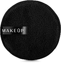 """Духи, Парфюмерия, косметика Спонж для умывания, черный """"My Cookie"""" - MakeUp Makeup Cleansing Sponge Black"""