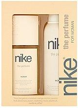 Духи, Парфюмерия, косметика Nike The Perfume Woman - Набор (deo/200ml + deo/spray/75ml)